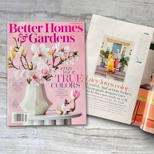 Better Homes & Gardens, April 2020