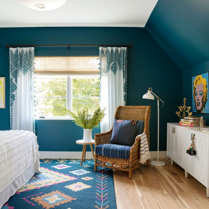 Lucy Interior Design, Design with Color