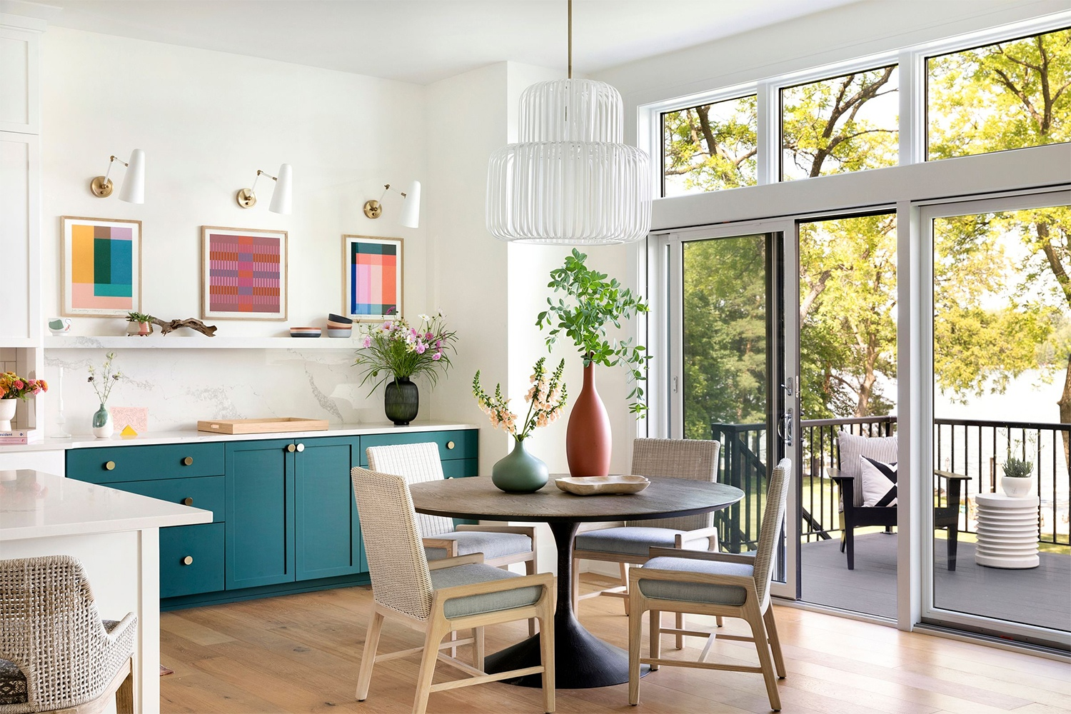Lucy Interior Design, Lucy's Joyful Kitchen