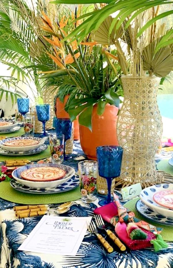 Lucy Interior Design, Garden to Table