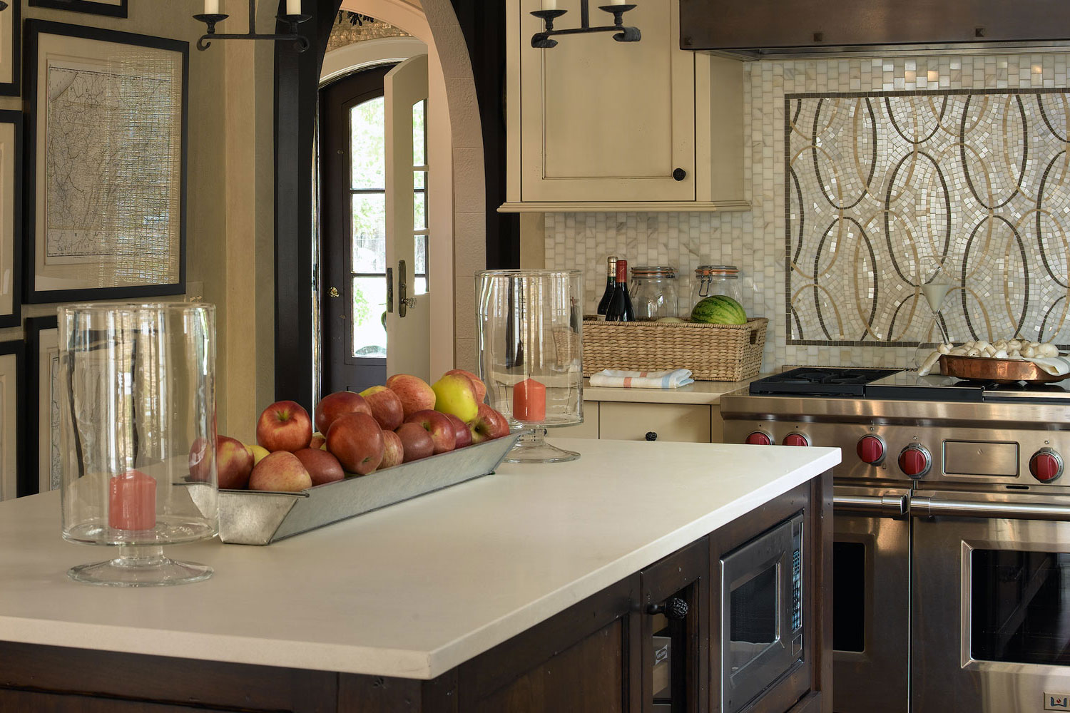 Lucy Interior Design - Tudor Revival Kitchen